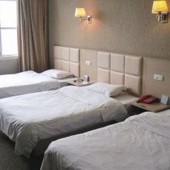 Wuhan Jiuzhou Hotel комната для гостей фото 3