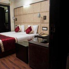 Отель Green Valley(Nehru Place) - Boutique Hotel Индия, Нью-Дели - отзывы, цены и фото номеров - забронировать отель Green Valley(Nehru Place) - Boutique Hotel онлайн комната для гостей фото 5