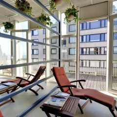 Отель Glenmore Бельгия, Остенде - отзывы, цены и фото номеров - забронировать отель Glenmore онлайн фитнесс-зал