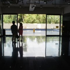 Отель Pia Marine Condominium фитнесс-зал