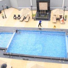 Owu Crown Hotel бассейн фото 3