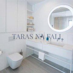 Апартаменты Royal Apartments Na Fali Сопот ванная