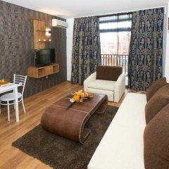 Отель Sapfir Болгария, Солнечный берег - отзывы, цены и фото номеров - забронировать отель Sapfir онлайн комната для гостей фото 3
