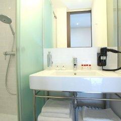 Гостиница AZIMUT Moscow Tulskaya (АЗИМУТ Москва Тульская) ванная фото 2