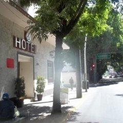 Hotel JA парковка