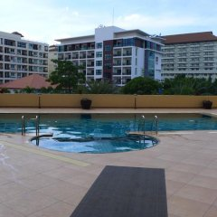 Отель View Talay Residence Condo 3 бассейн фото 3