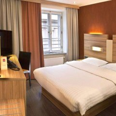 Отель Star Inn Hotel Premium Salzburg Gablerbräu, by Quality Австрия, Зальцбург - 1 отзыв об отеле, цены и фото номеров - забронировать отель Star Inn Hotel Premium Salzburg Gablerbräu, by Quality онлайн комната для гостей фото 2