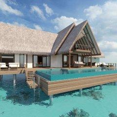 Отель Heritance Aarah Ocean Suites (Premium All Inclusive) Мальдивы, Медупару - отзывы, цены и фото номеров - забронировать отель Heritance Aarah Ocean Suites (Premium All Inclusive) онлайн бассейн