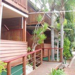 Отель Boat Harbour Resort сауна