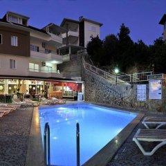 Ali Unal Apart Otel Турция, Аланья - отзывы, цены и фото номеров - забронировать отель Ali Unal Apart Otel онлайн бассейн фото 2