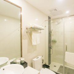 Manxin Hotel ванная