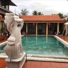 Отель Ha My Beachside Villa Hoian бассейн фото 3