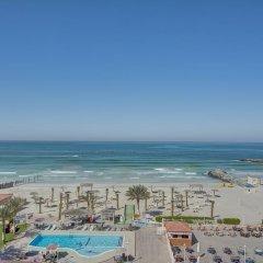 Отель Ajman Beach Аджман пляж фото 2