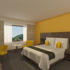 Гостиница Kamaliya Hotel Казахстан, Нур-Султан - отзывы, цены и фото номеров - забронировать гостиницу Kamaliya Hotel онлайн комната для гостей фото 2