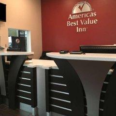 Отель Americas Best Value Inn - Milpitas интерьер отеля