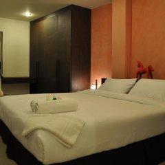 Отель Palm Leaf Court Пхукет комната для гостей