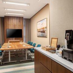 Отель Hilton Garden Inn Dubai Al Jadaf Culture Village интерьер отеля фото 3