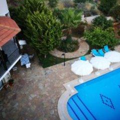 Отель Villa Kalkan бассейн
