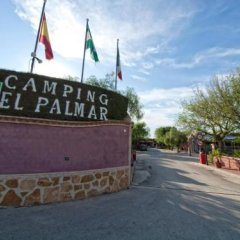 Отель Camping El Palmar Испания, Вехер-де-ла-Фронтера - отзывы, цены и фото номеров - забронировать отель Camping El Palmar онлайн городской автобус