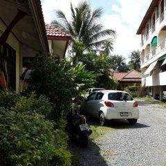 Отель Buathong Resort Таиланд, Самуи - отзывы, цены и фото номеров - забронировать отель Buathong Resort онлайн парковка