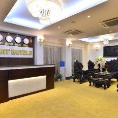 Отель Smart hotel 3 Вьетнам, Ханой - отзывы, цены и фото номеров - забронировать отель Smart hotel 3 онлайн интерьер отеля