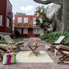 Отель Casa Moctezuma Мехико фото 4