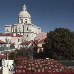 Отель Alfama Terrace Португалия, Лиссабон - отзывы, цены и фото номеров - забронировать отель Alfama Terrace онлайн балкон