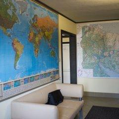 Мини-отель Murmansk Discovery Center Мурманск комната для гостей фото 5