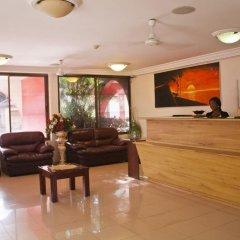 Отель Kesdem Hotel Гана, Тема - отзывы, цены и фото номеров - забронировать отель Kesdem Hotel онлайн интерьер отеля фото 2
