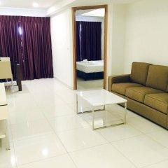Отель C-View Residence Паттайя комната для гостей фото 2