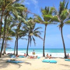 Отель Oceanstone 604 пляж