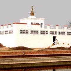 Отель Stupa Непал, Лумбини - отзывы, цены и фото номеров - забронировать отель Stupa онлайн приотельная территория