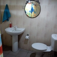 Отель Меблированные комнаты Снегири Пермь ванная фото 2