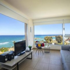 Отель Eternity Suite Кипр, Протарас - отзывы, цены и фото номеров - забронировать отель Eternity Suite онлайн комната для гостей фото 3