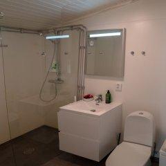 Отель Lilla Huset Швеция, Ландветтер - отзывы, цены и фото номеров - забронировать отель Lilla Huset онлайн ванная фото 2