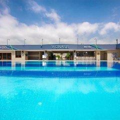 Отель Wonasis Resort & Aqua Мерсин бассейн