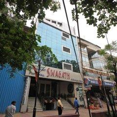 Hotel Swagath New Delhi спортивное сооружение