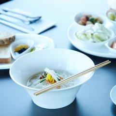 Отель Double A Южная Корея, Сеул - отзывы, цены и фото номеров - забронировать отель Double A онлайн питание фото 3