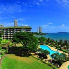 Отель Baan Somprason Condo Pattaya пляж