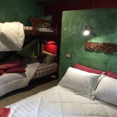 Отель Shanti Lodge Bangkok комната для гостей фото 4