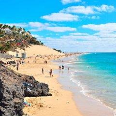 Hotel Jandia Golf пляж фото 2