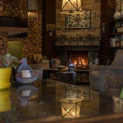 Экологический отель Villa Pinia гостиничный бар