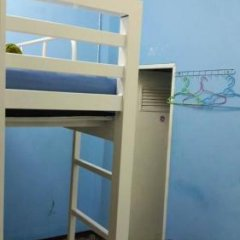 Отель The Nine Backpacker Бангкок комната для гостей фото 3