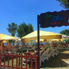 Отель Mali Beach Apart Otel бассейн