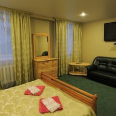 Мини-отель Гостевой двор комната для гостей фото 2