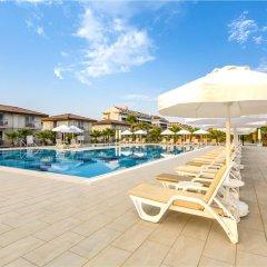 Отель Crystal Boutique Beach +16 Богазкент бассейн