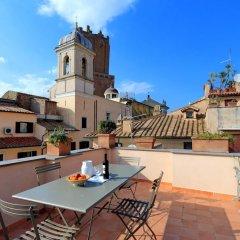 Отель Il Grillo Ai Fori Romani Рим балкон