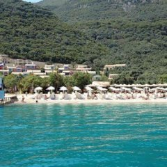 Отель La Riviera Barbati пляж фото 2