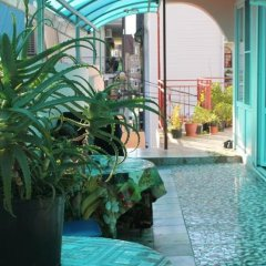 Гостиница Натали бассейн фото 2