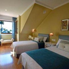 Отель Chalet en la Toja комната для гостей фото 2
